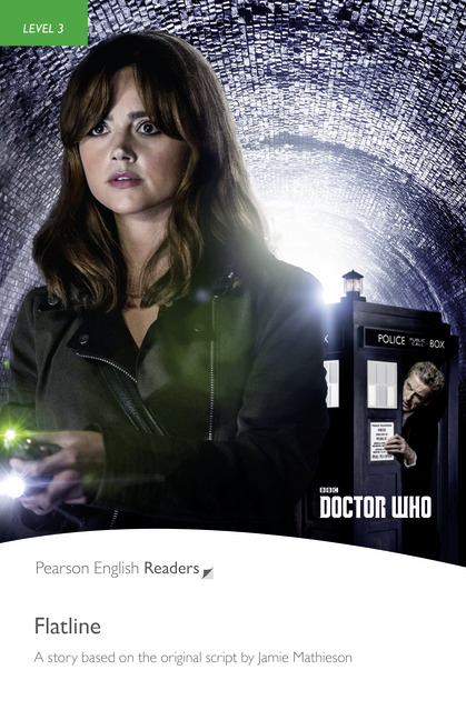Level 3: Doctor Who: Flatline Book y MP3 Pack (9781292208176)