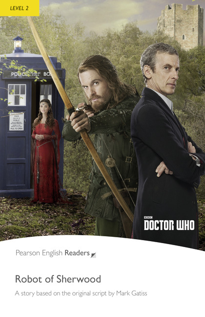 Level 2: Doctor Who: The Robot of Sherwood y MP3 Pack (9781292230610)