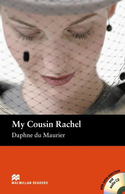 MY COUSIN RACHEL+CD+EJ.EXTRA (MRI) (9781405077156)