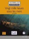 Vingt Mille Lieus sous les mers Livre+CD 2º Editión