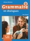 7Grammaire en Dialogues - Niveau débutant - Livre+CD - 2º Edition