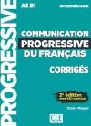 1Communication Progressive de français Intermédiaire - Corriges - 2º Edition Nou «v»