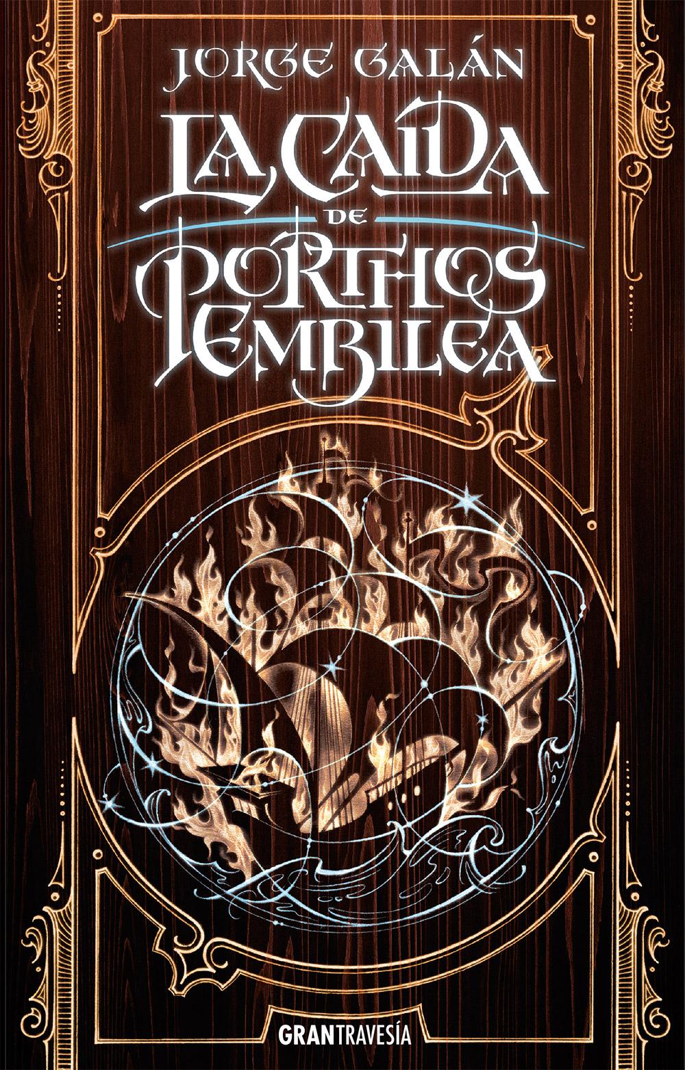 La caída de Porthos Embilea «El país de la niebla 2»