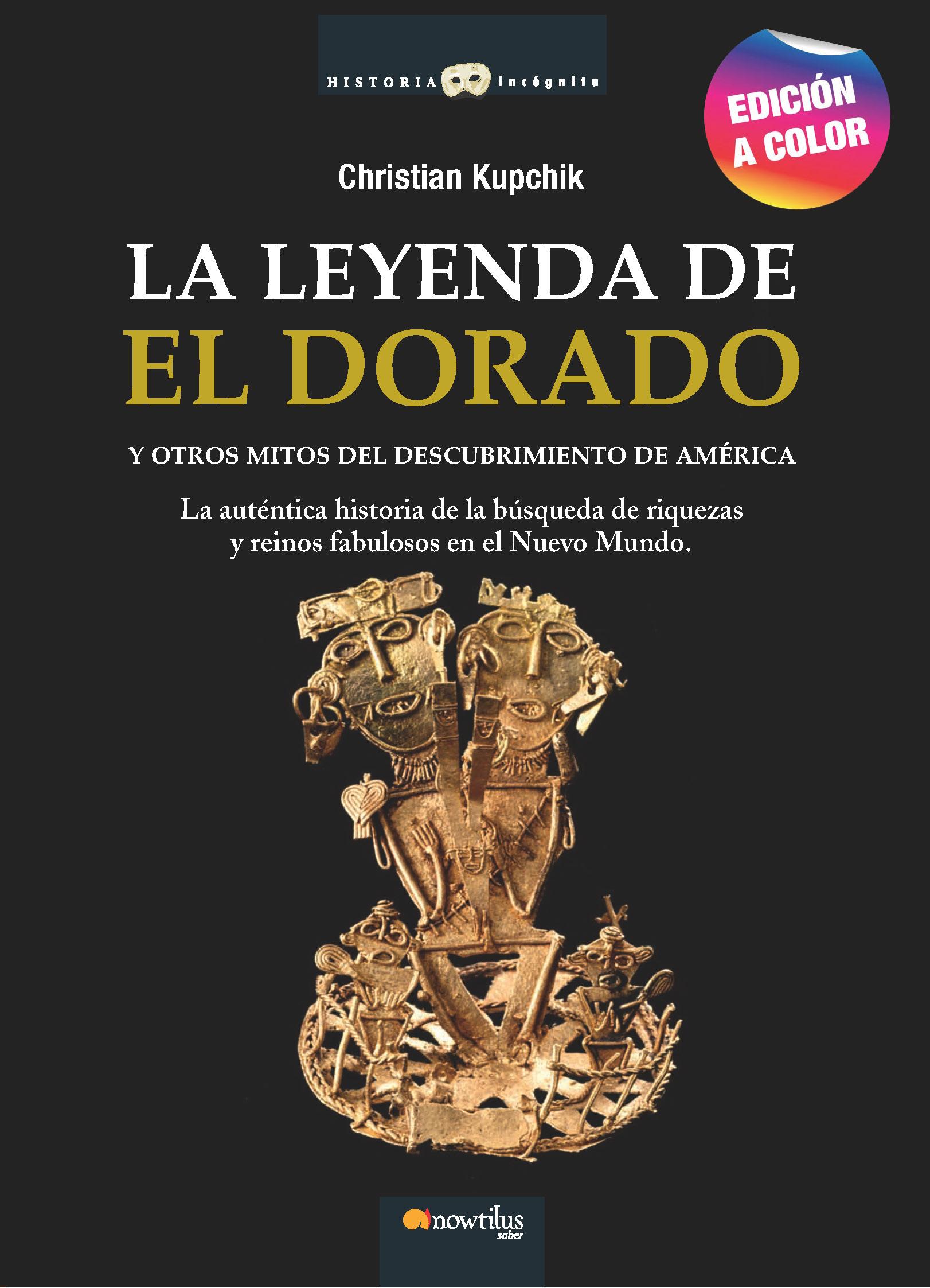 LA LEYENDA DE EL DORADO