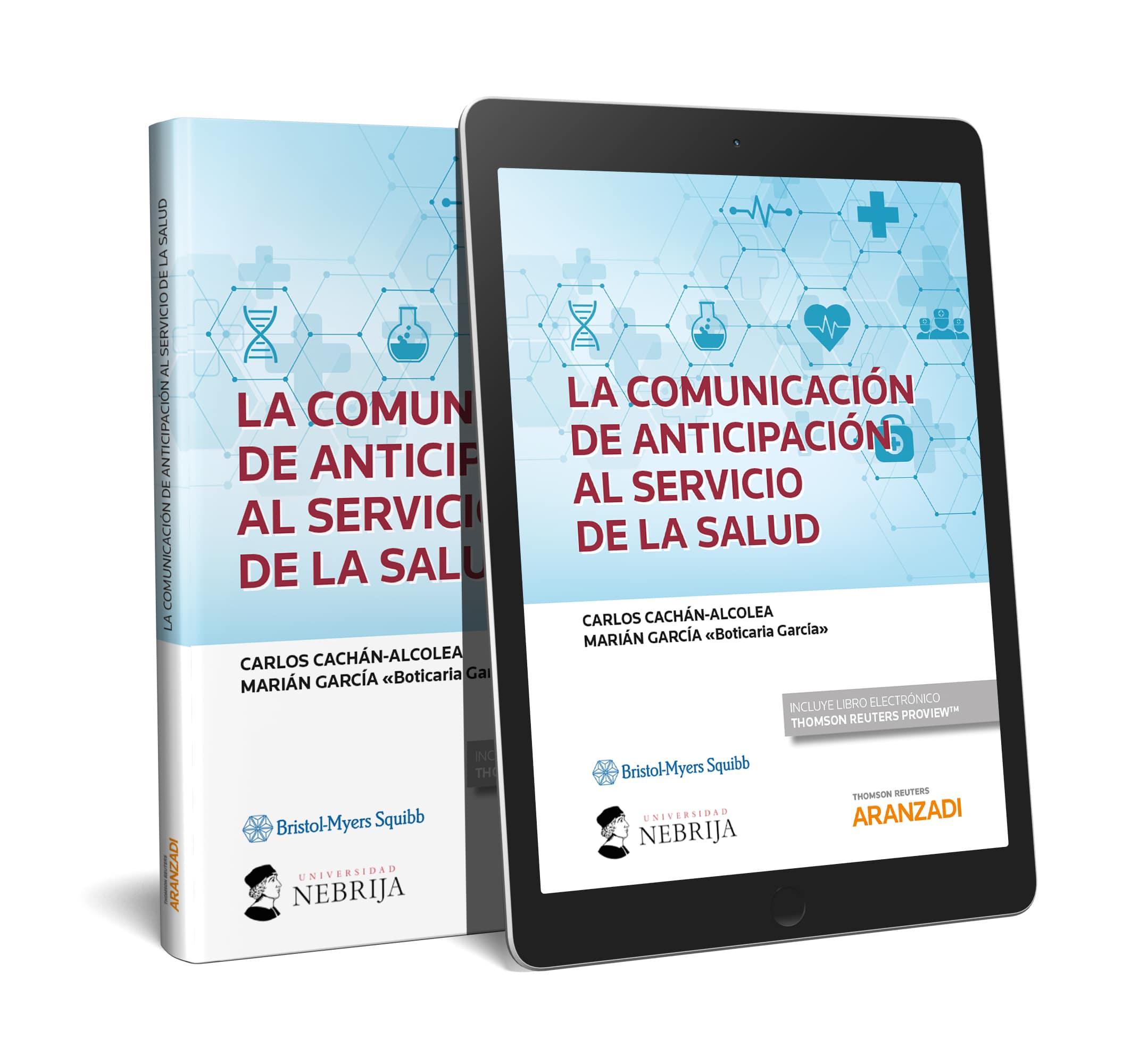 Comunicación de anticipación al servicio de la salud, La