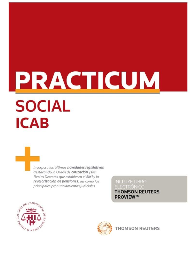 Practicum Social 2019 (personalización especial ICAB) (Papel + e-book)