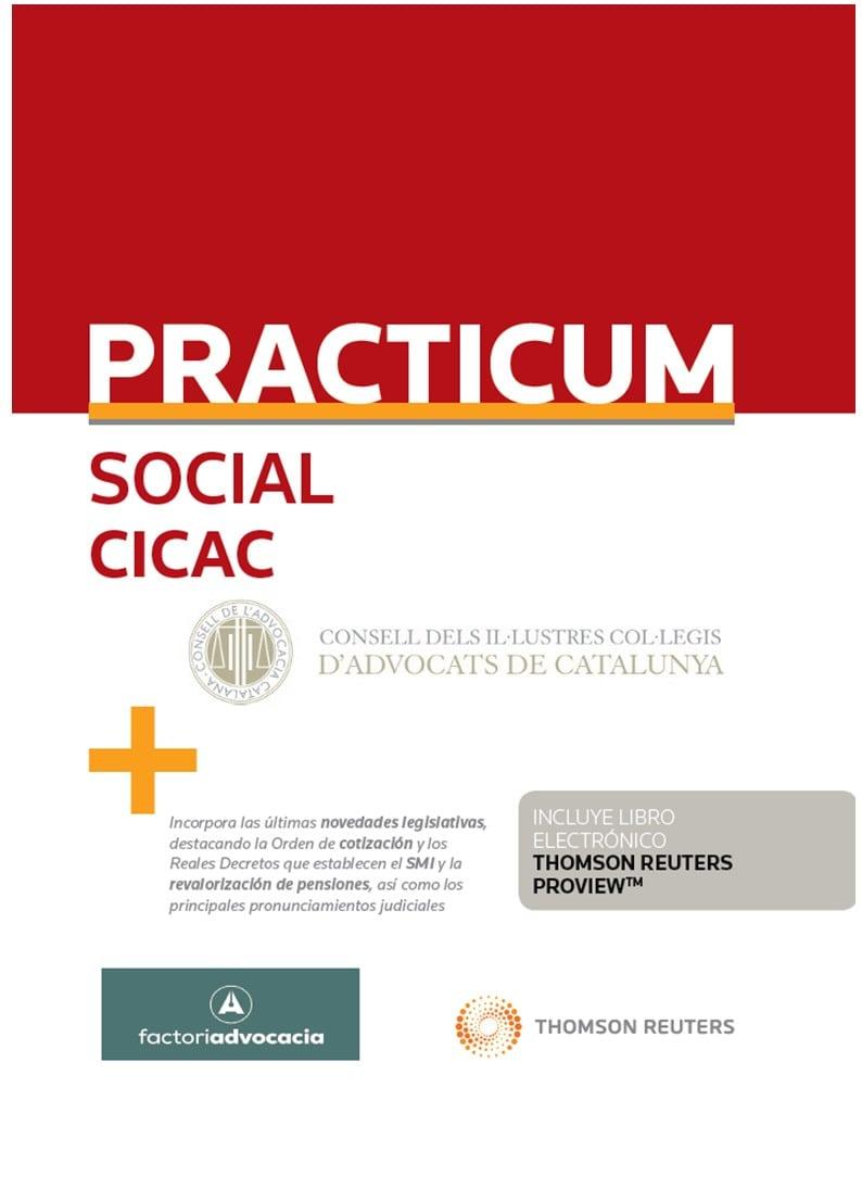 Practicum Social 2019 (Personalización especial CICAC) (Papel + e-book)