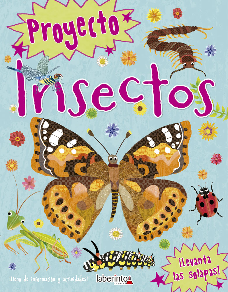 Proyecto Insectos (9788413300047)