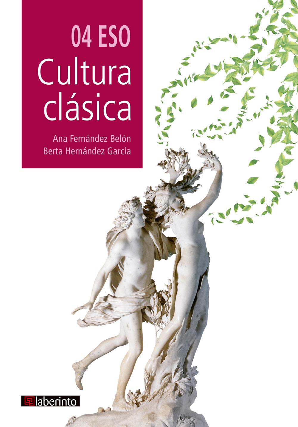 Cultura Clásica 4º ESO (2020 LOMCE)