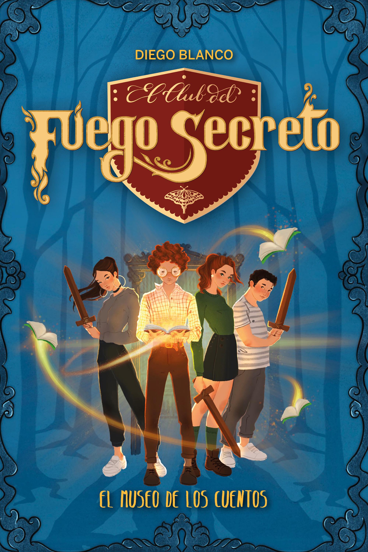 El club del Fuego Secreto / 1   «El Museo de los cuentos»