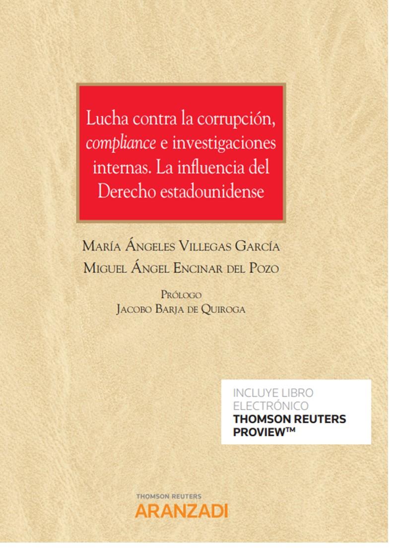 LUCHA CONTRA LA CORRUPCION COMPLIANCE INVESTIGACIONES INTER