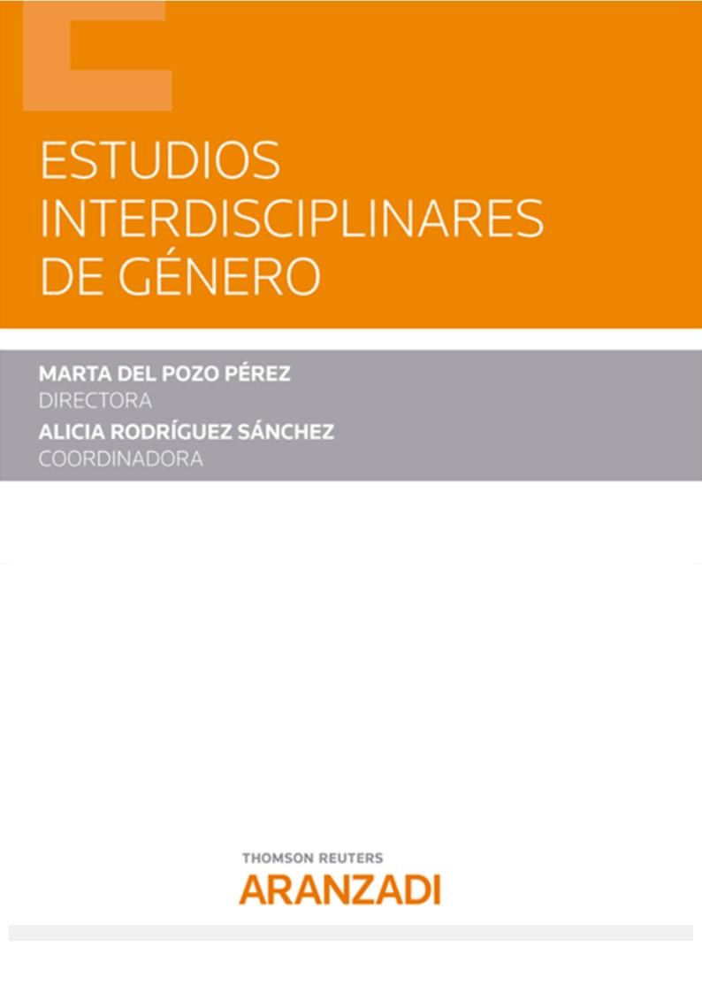 Estudios Interdisciplinares de género (Papel + e-book)