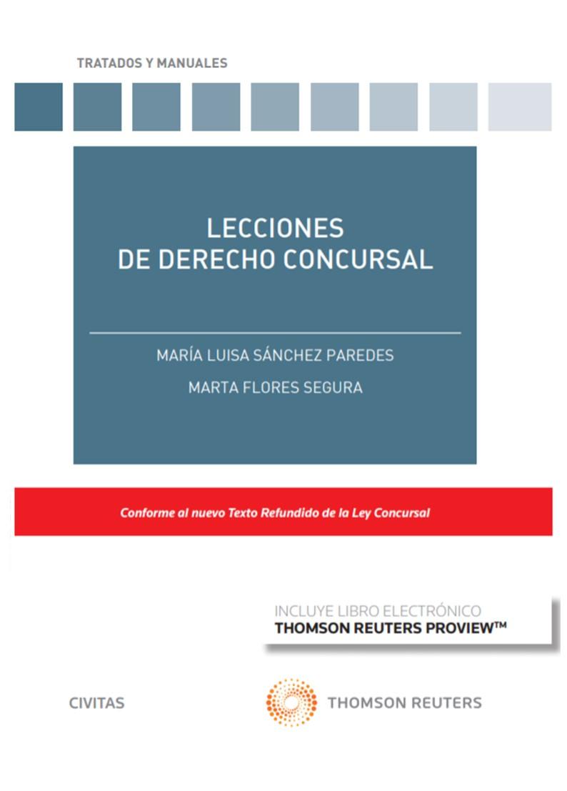 LECCIONES DE DERECHO CONCURSAL (DUO)