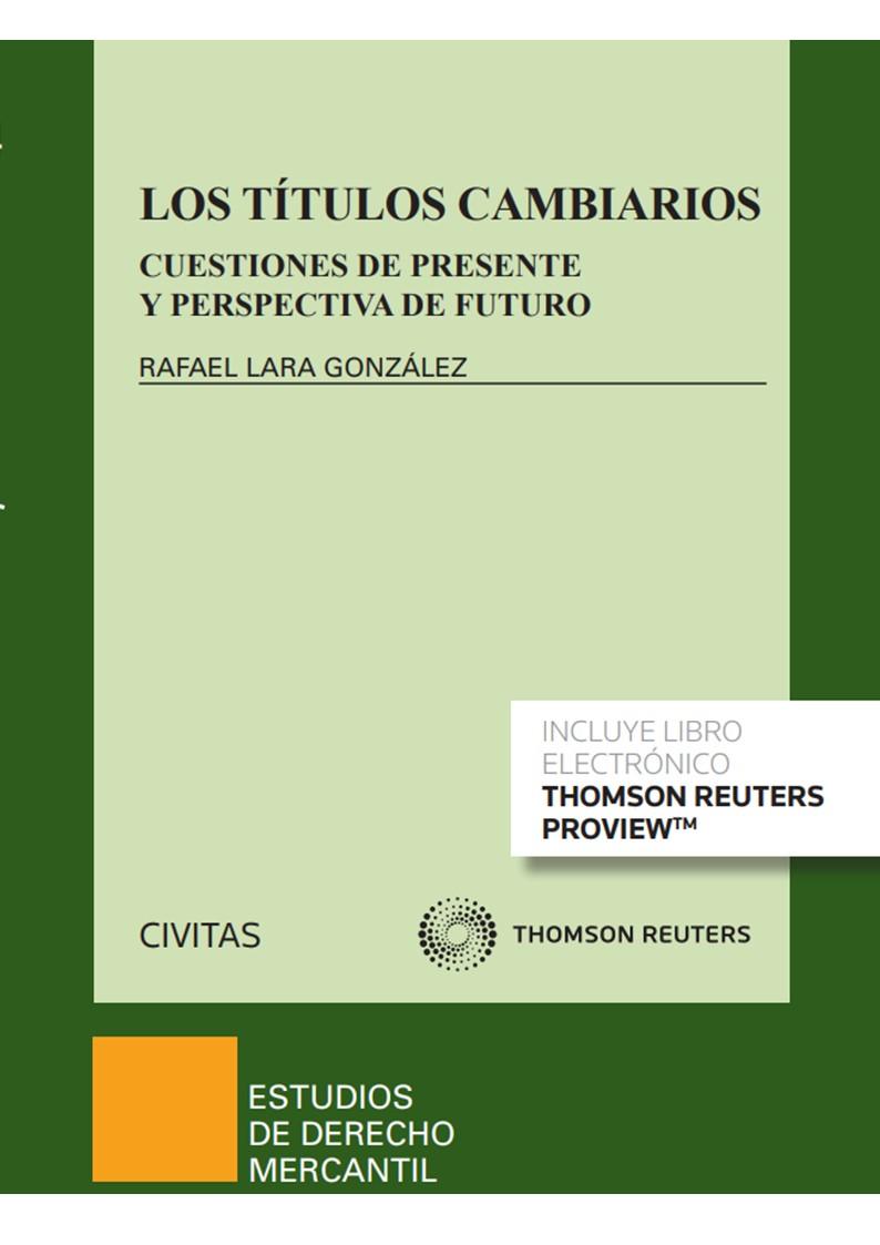 TITULOS CAMBIARIOS
