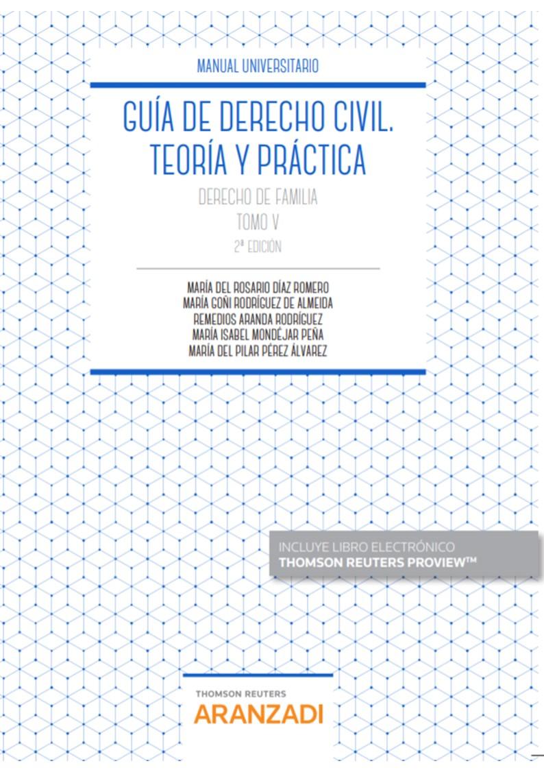 Guia de derecho civil teoria y practica.