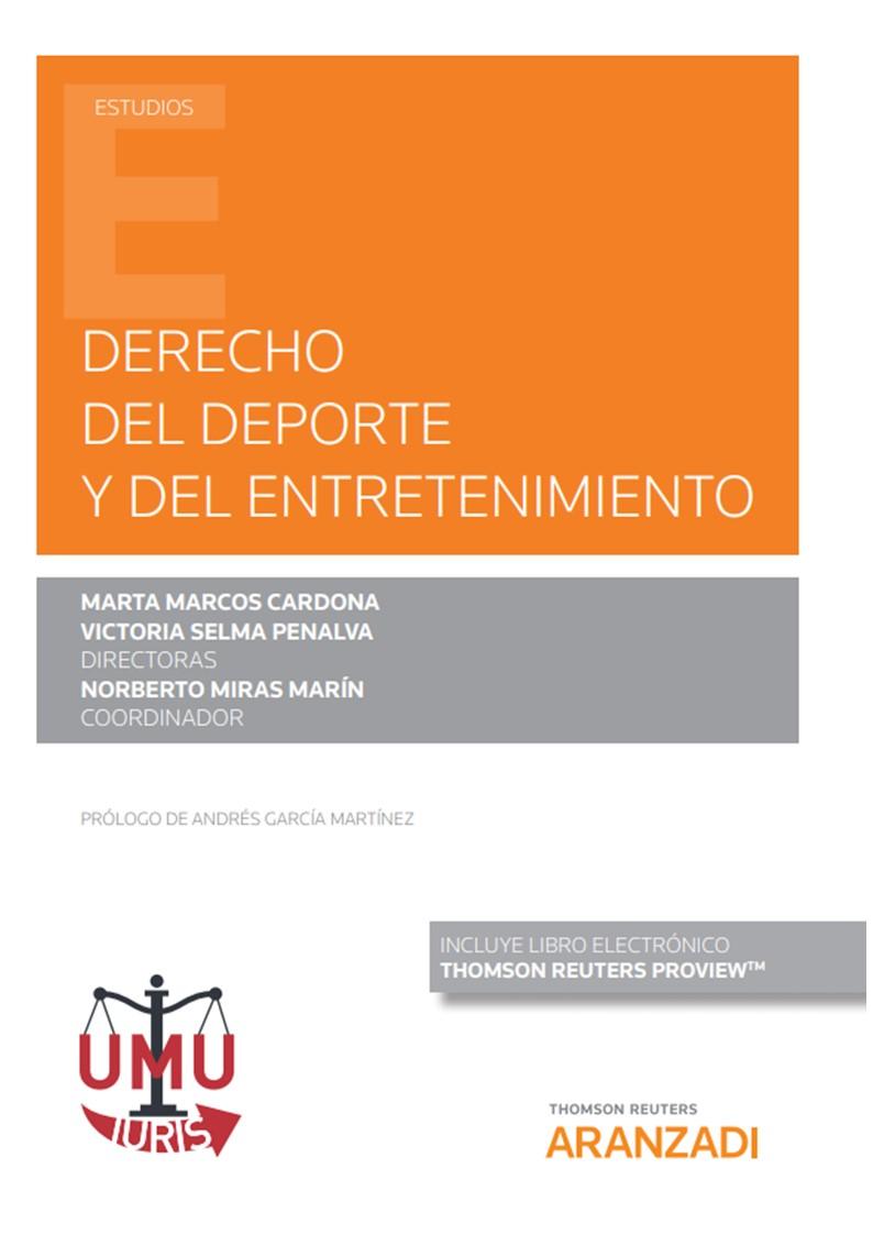 DERECHO DEL DEPORTE Y DEL ENTRETENIMIENTO DUO