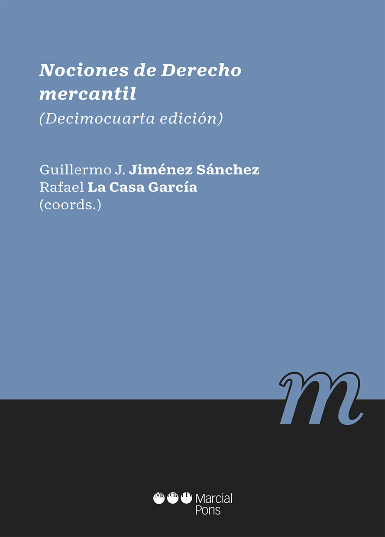 Nociones de Derecho mercantil   «14ª ed.»