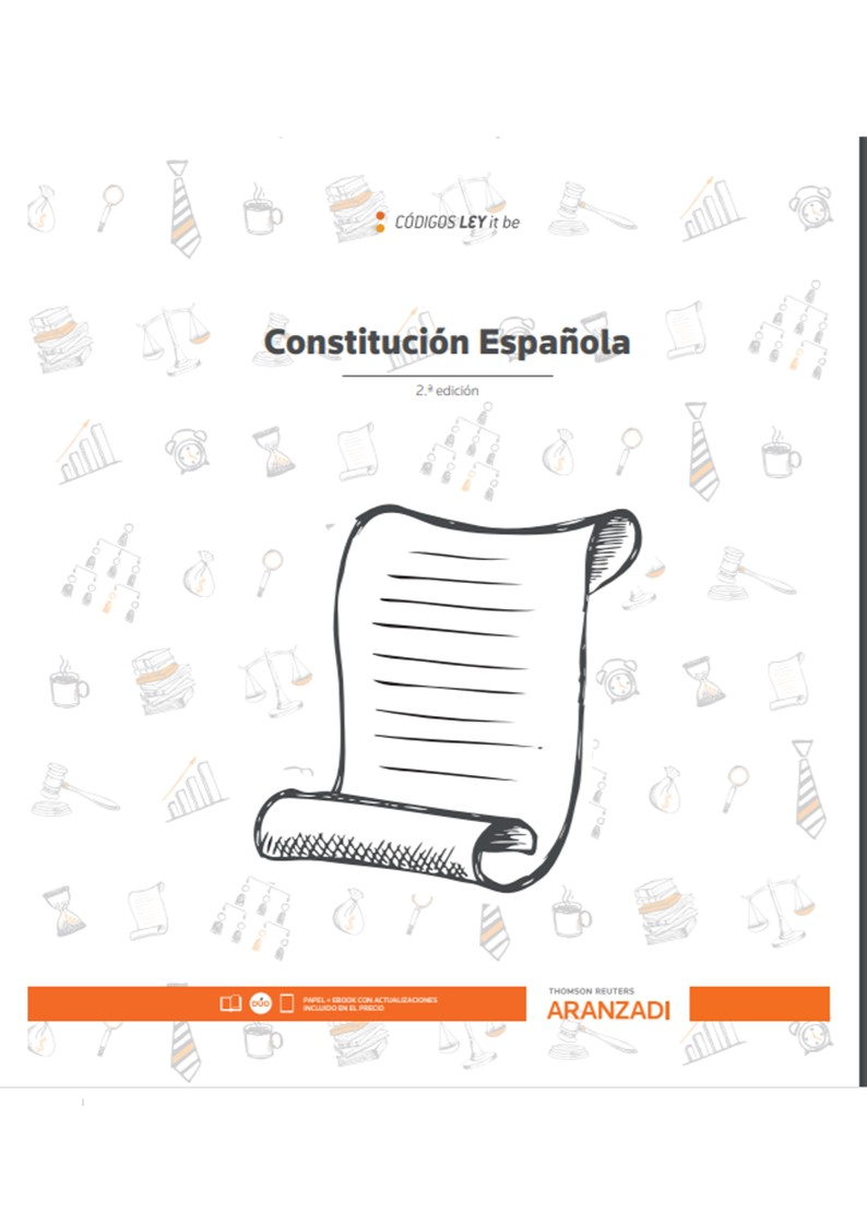 CONSTITUCION ESPAÑOLA (LEYITBE)