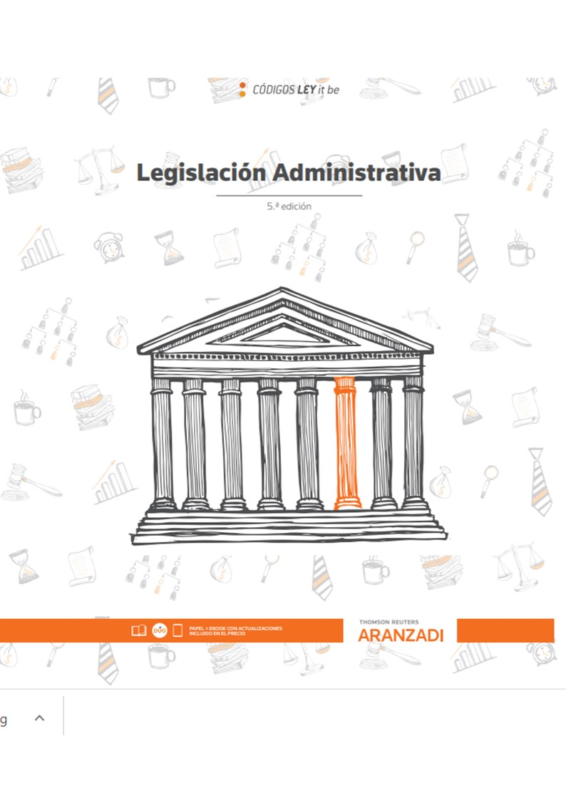 LEGISLACION ADMINISTRATIVA (LEYITBE)