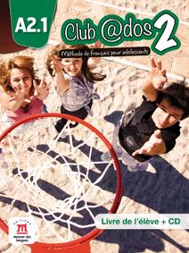 Club@dos 2 Libro del alumno