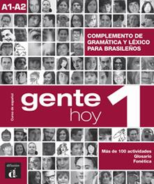 Gente hoy 1. Complemento de gramática y vocabulario para brasileños   «Complemento de gramática y vocabulario para brasileños»