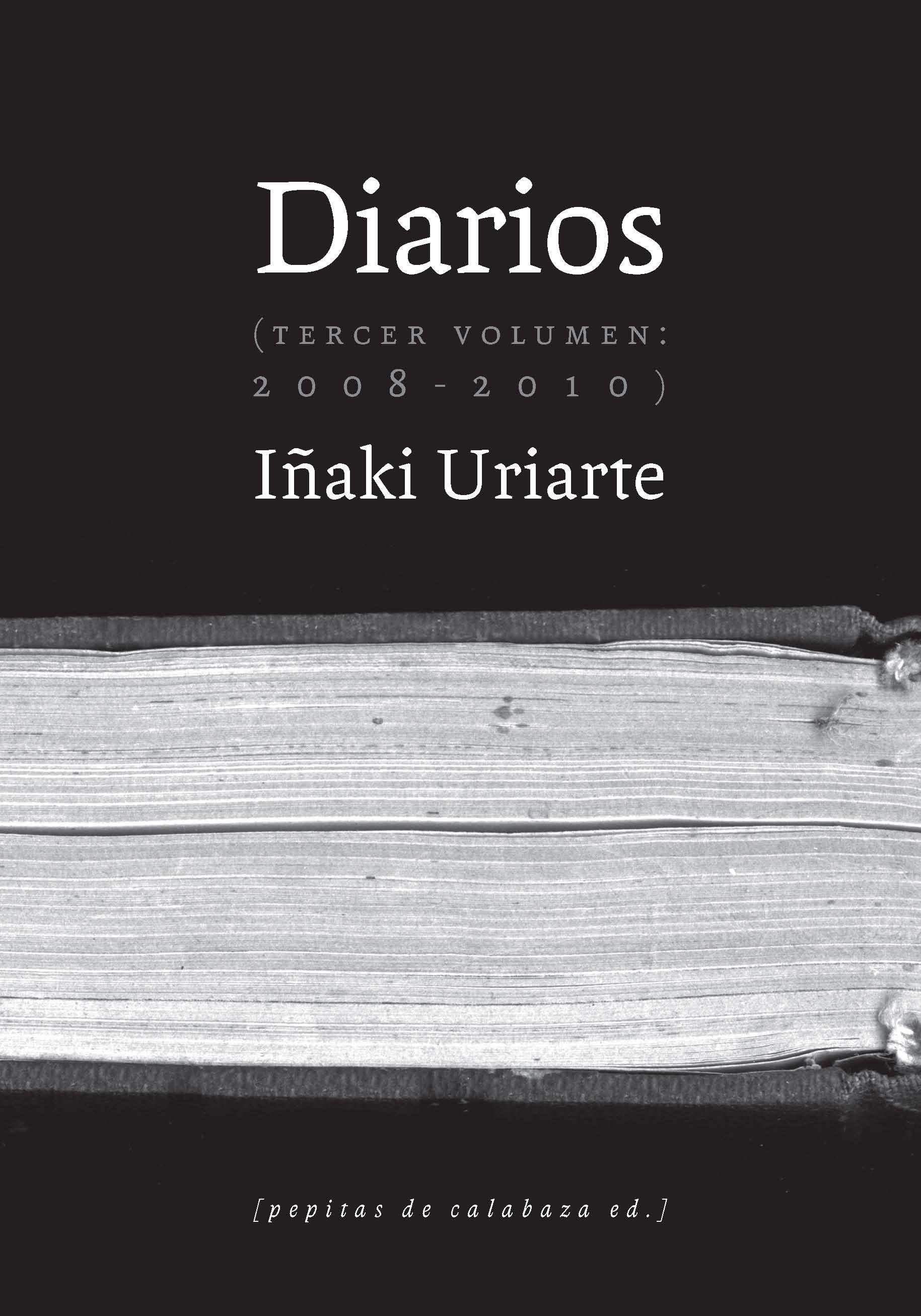 Diarios III                                     Iñaki Uriarte