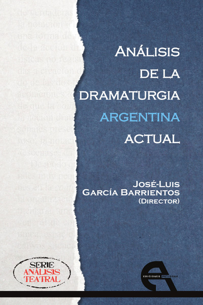 Análisis de la dramaturgia argentina actual