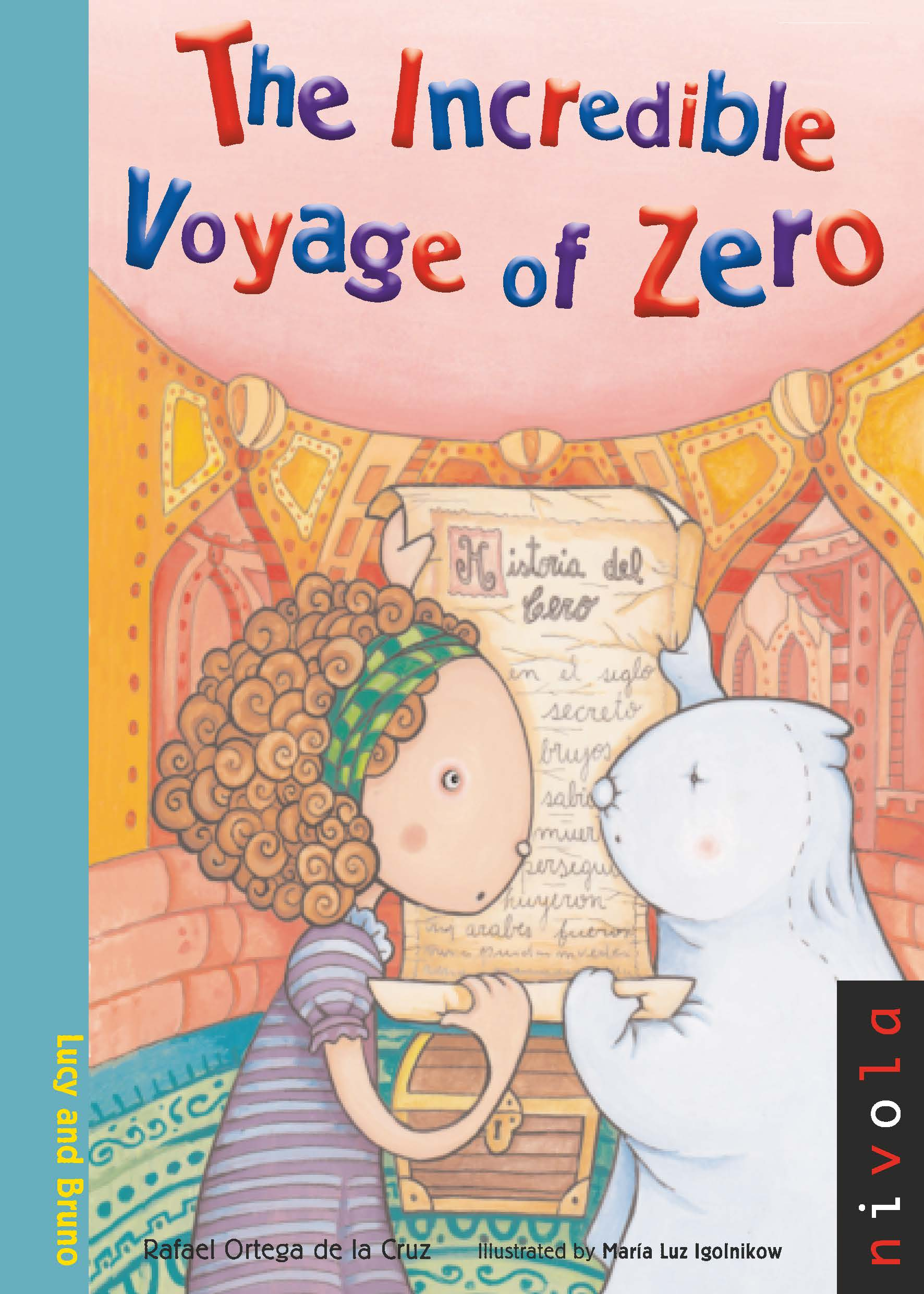 The Incredible Voyage of Zero (9788415913313)