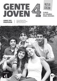 Gente joven 4. Libro del profesor