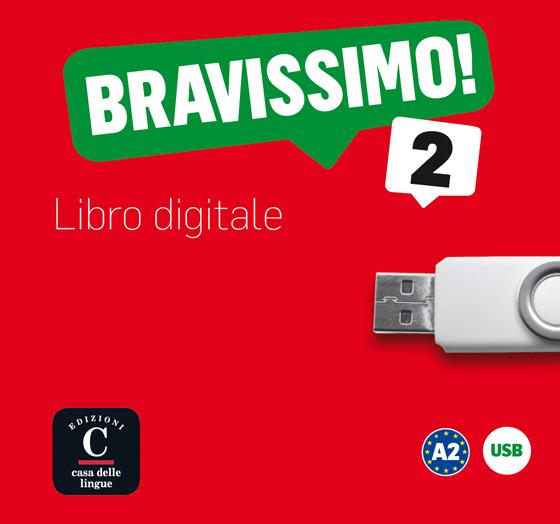 Bravissimo! 2. USB Libro digitale