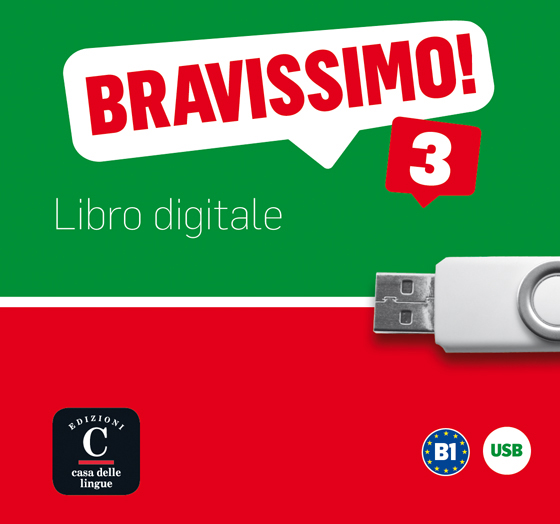 Bravissimo! 3. USB Libro digitale
