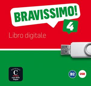 Bravissimo! 4. USB Libro digitale