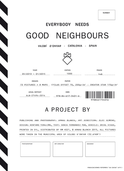 Everybody needs Good Neighbours (9788416282074)