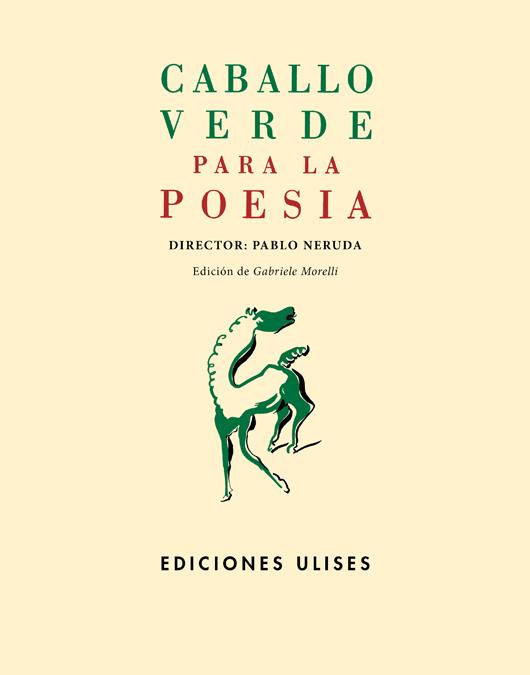 Caballo verde para la poesía   «Números 1-4. Madrid, 1935-1936»