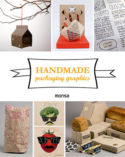 Handmade Packaging Graphics (9788416500178)