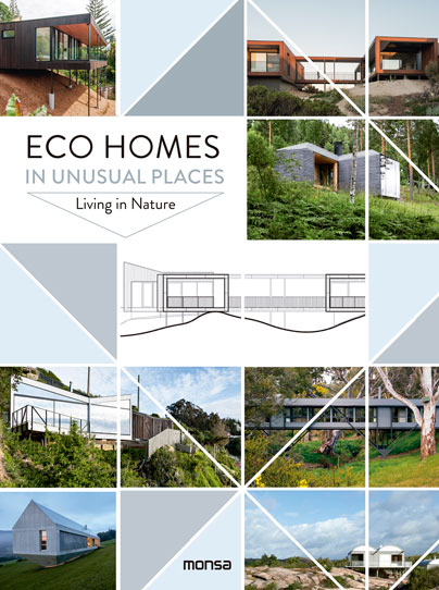 ECO HOMES IN UNUSUAL PLACES. Living in Nature (9788416500895)