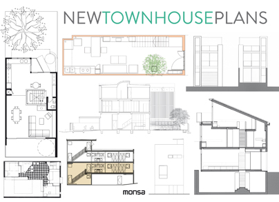 New Townhouse Plans (9788416500987)