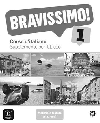 Bravissimo! 1 Supplemento per il Liceo (9788416657353)