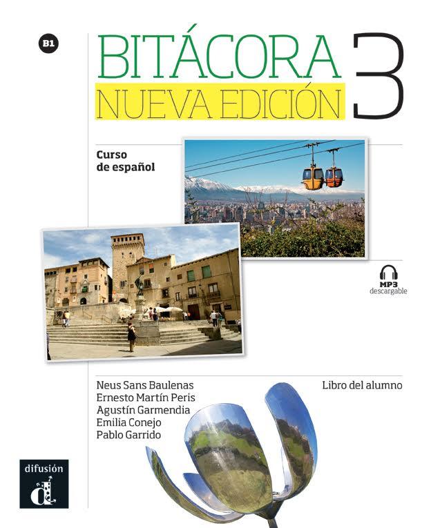 BITÁCORA 3 LIBRO ALUMNO NUEVA EDICIÓN