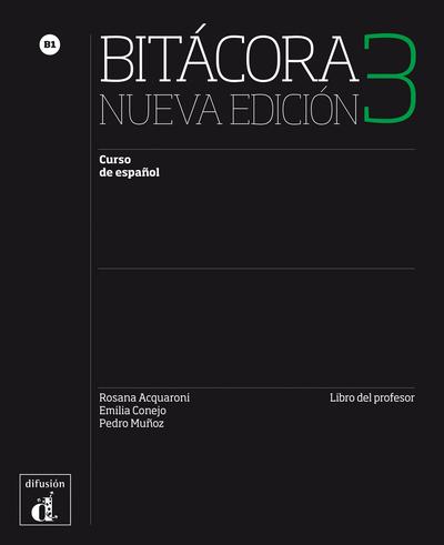 Bitácora 3 NE libro del profesor