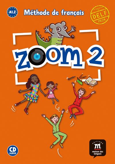 Zoom 2 libro del alumno + cd