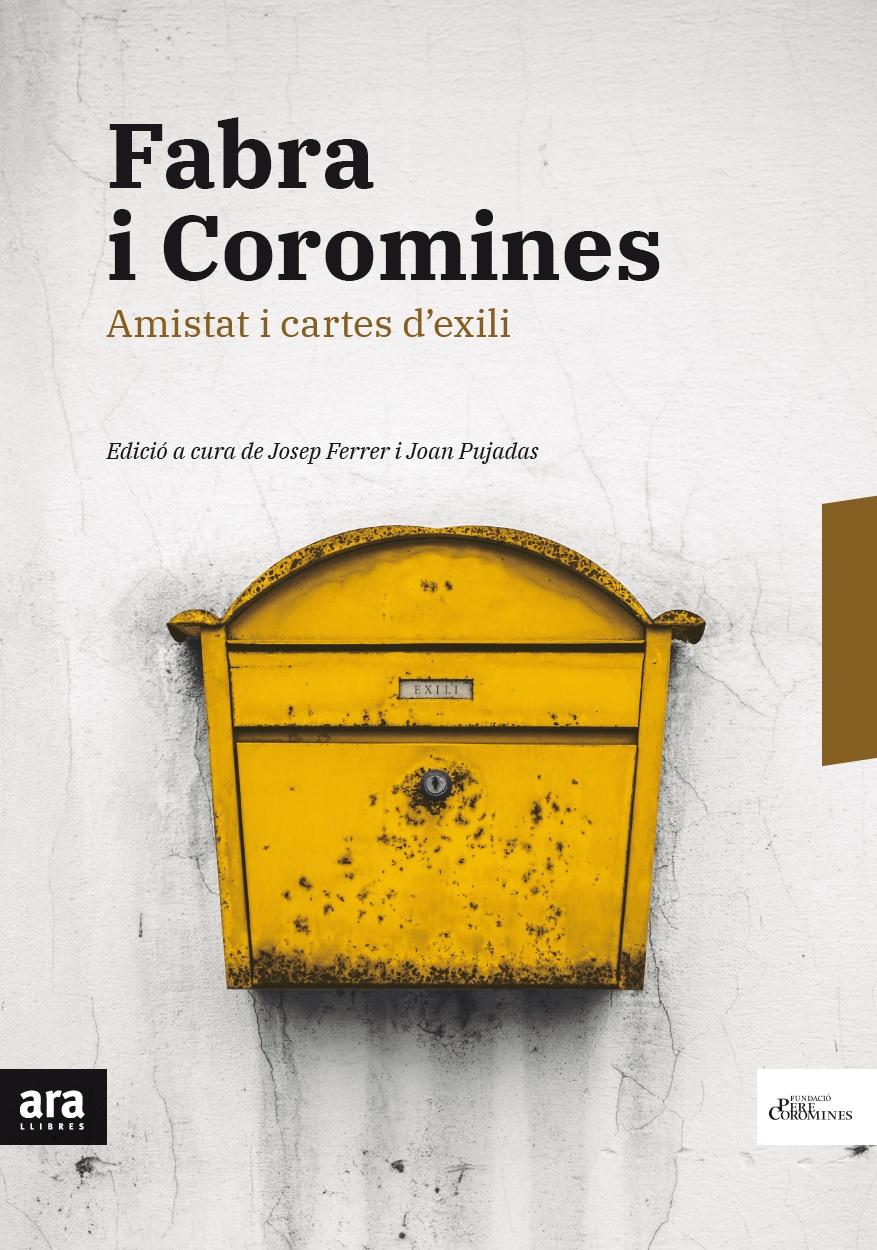 FABRA I COROMINES «AMISTAT I CARTES DEXILI»