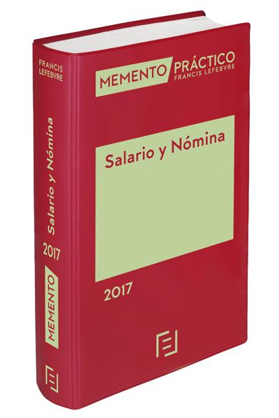 Salario Y Nomina Lefebvre 9788416924325