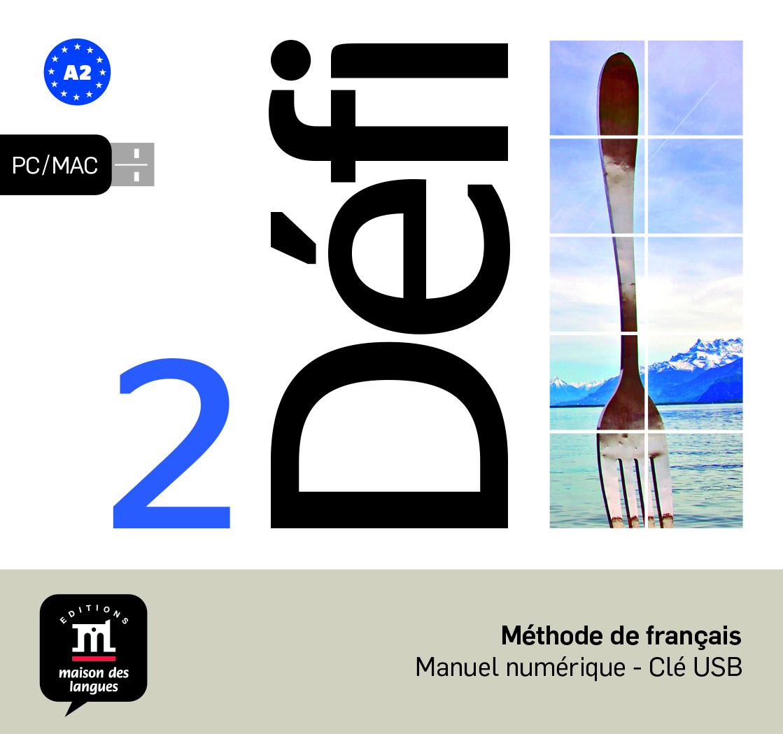DEFI 2 NIVEL A2 LLAVE USB CON LIBRO DIGITAL