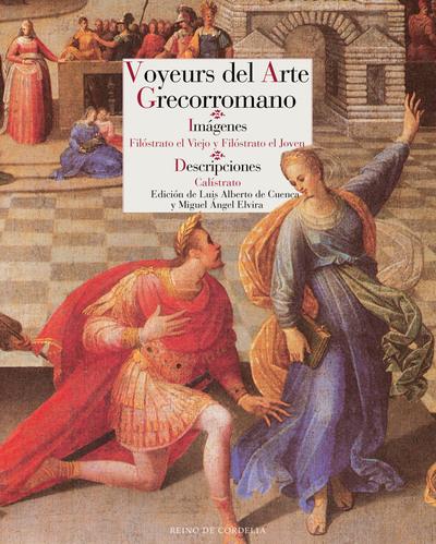 Voyeurs del arte grecorromano   «Imágenes - Descripciones»