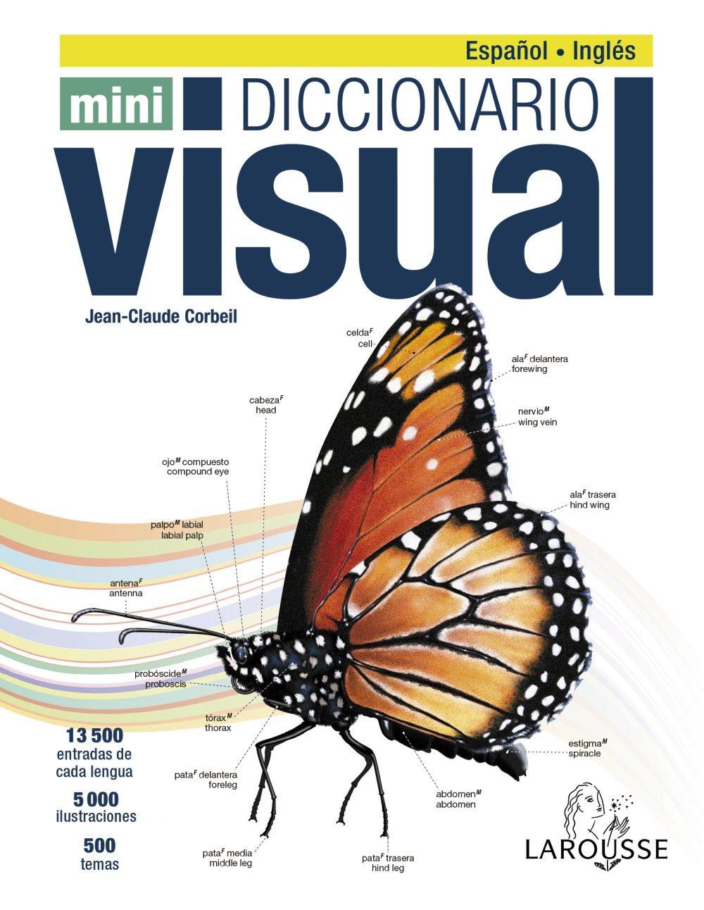 5Diccionario Mini Visual Inglés-Español