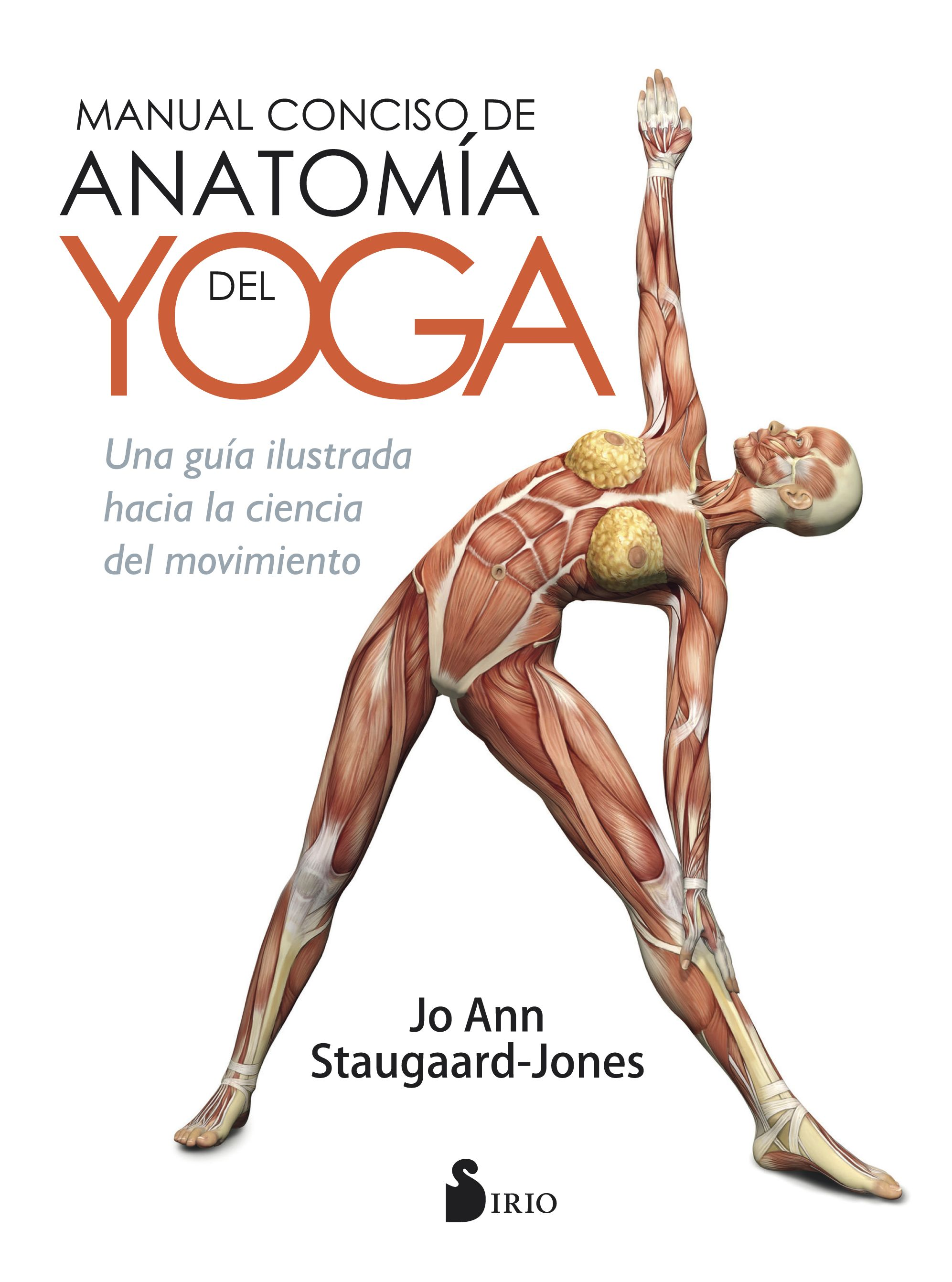 MANUAL CONCISO DE ANATOMIA DEL YOGA (9788417030292)
