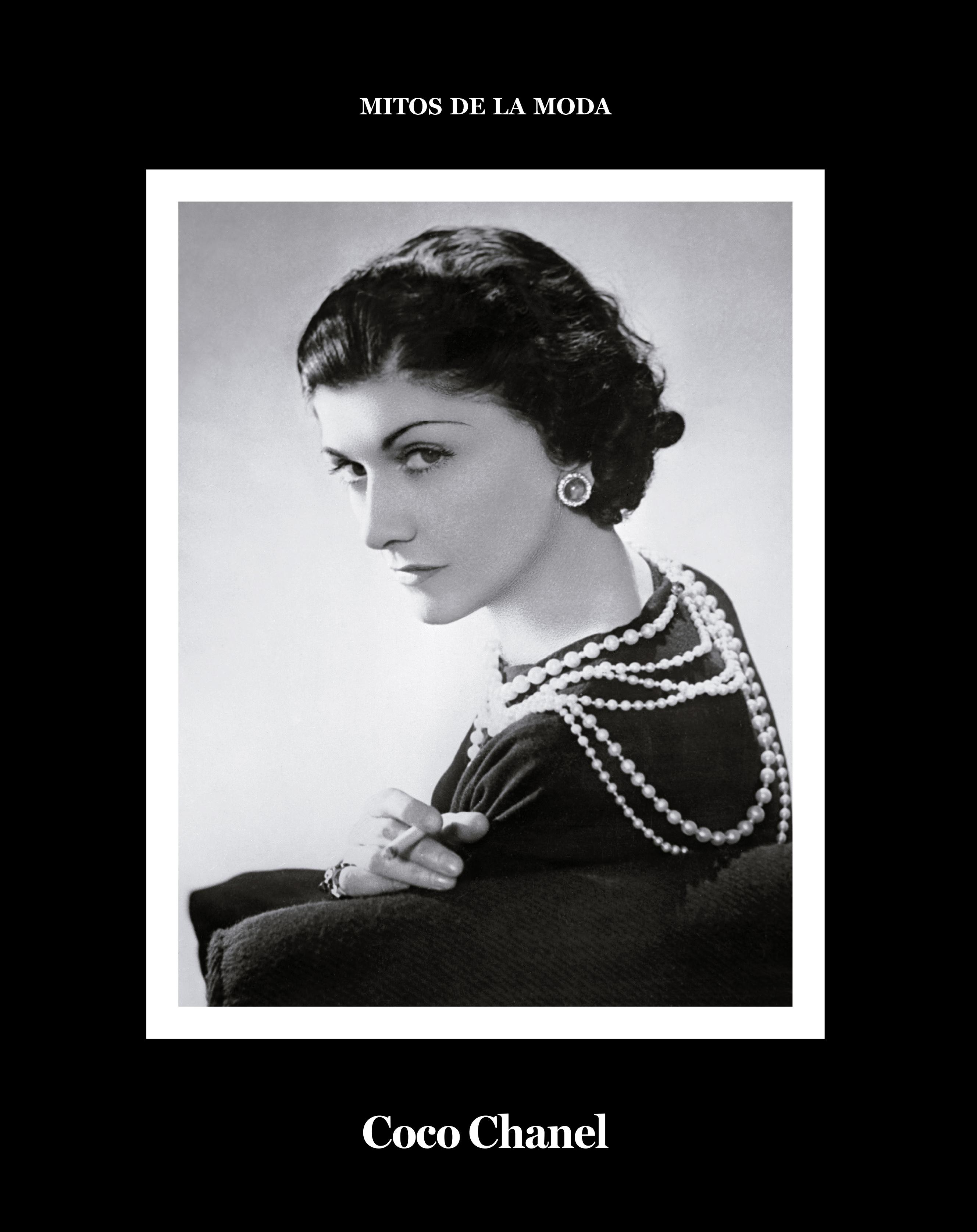 Coco Chanel.   «Mitos de la moda.»