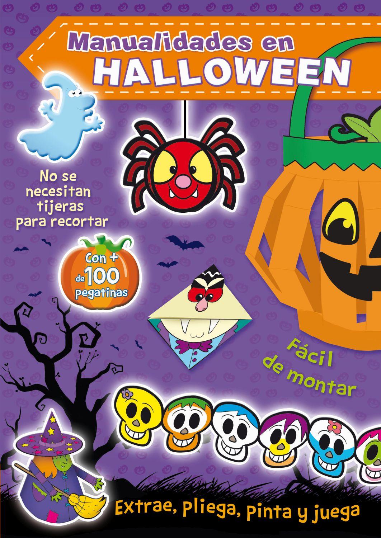 Manualidades de Halloween 1