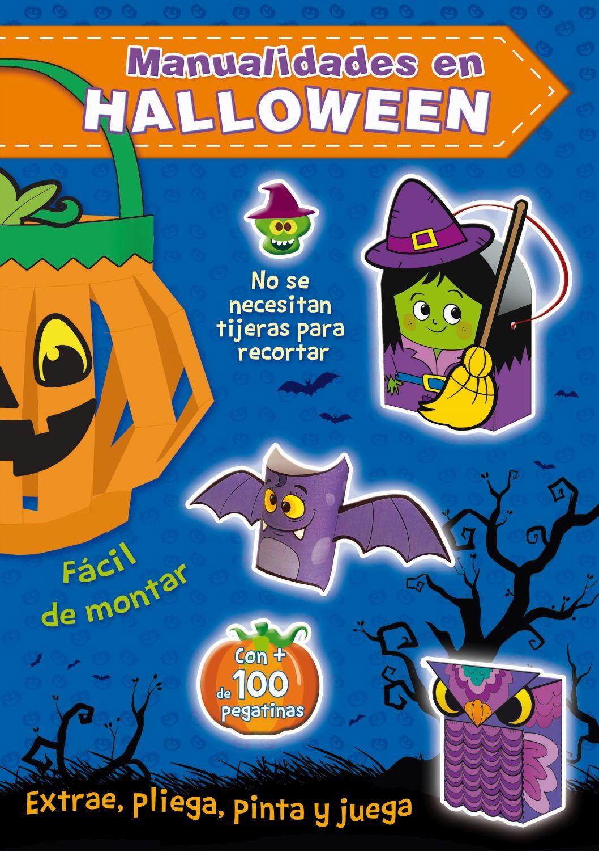 Manualidades de Halloween 2